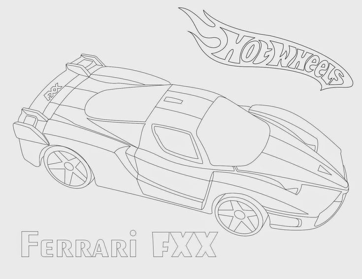 matchbox cars coloring pages - photo#20