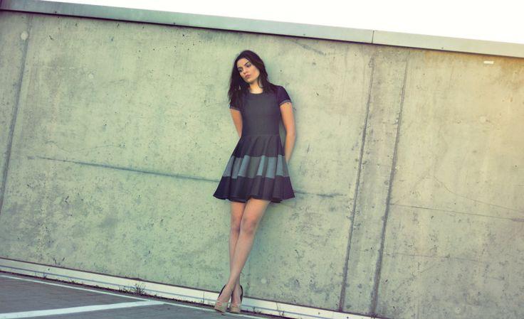 Sukienka Infinity Dress Infinity. Photo session for the shop Besima.pl http://besima.pl