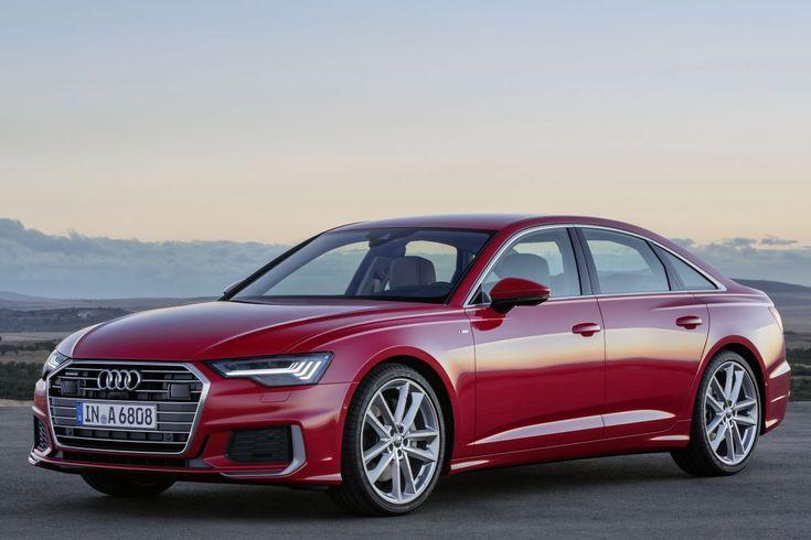 2018 New Audi A6