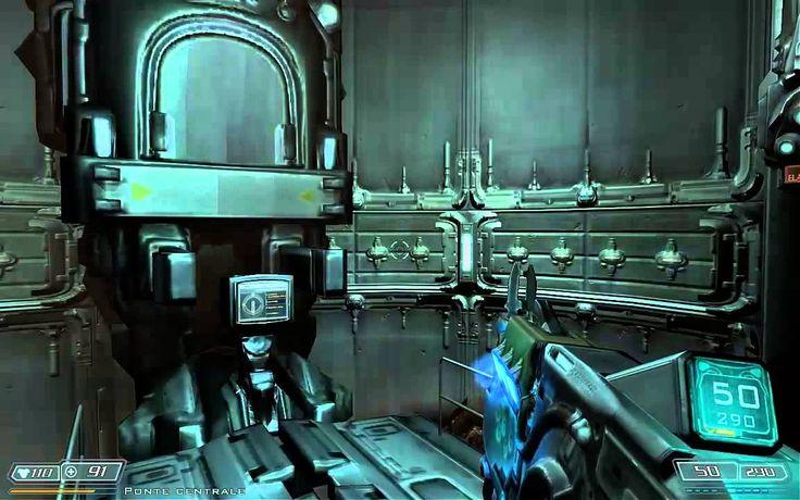 Doom 3 Bfg / Let's Play / Ep 23 / Banchi Server Primari / Parte 2 di 2 /...