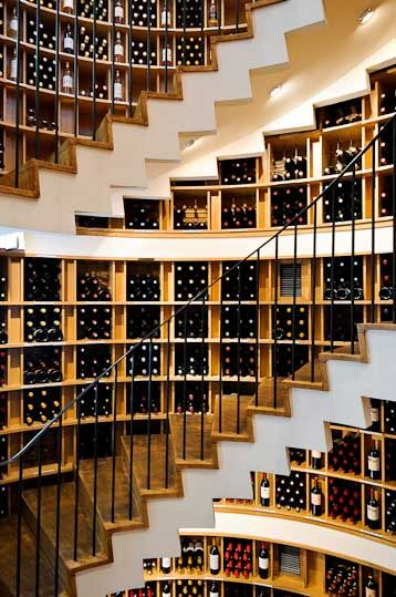 Cave à vins L'intendant à Bordeaux