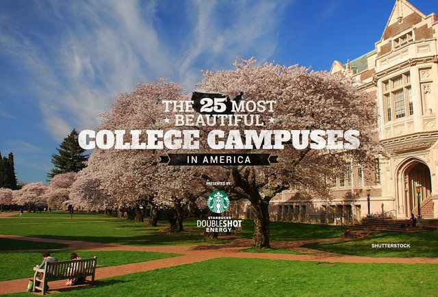 The 25 most beautiful college campuses in America - www.raise.me