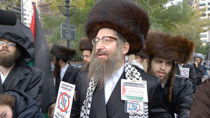 Rabbis protest Bibi Netanyahu's speech at the UN