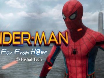 Spider Man Far From Home 2019 In Hindi 720p Spiderman