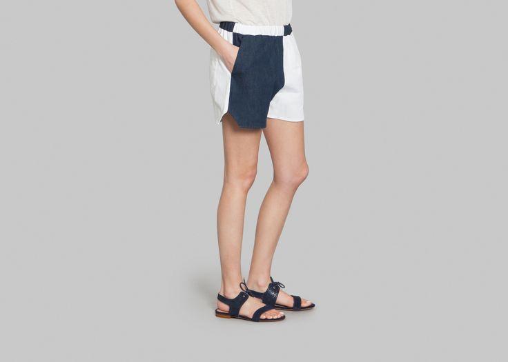 Louison Shorts, Côme - R$ 844,00