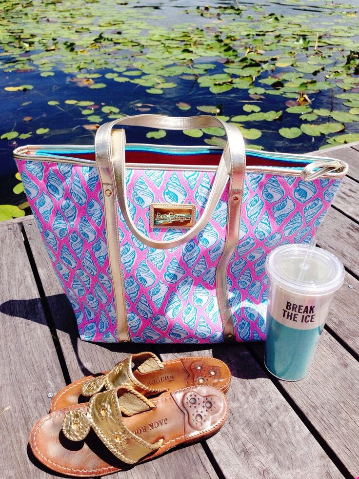 Jack Rogers + Kate Spade + Lilly Pulitzer