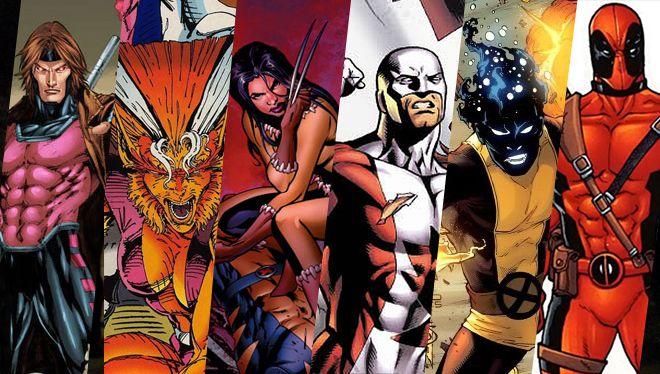 Fox anuncia seis nuevas películas de su Universo compartido con Marvel - CINEMANÍA