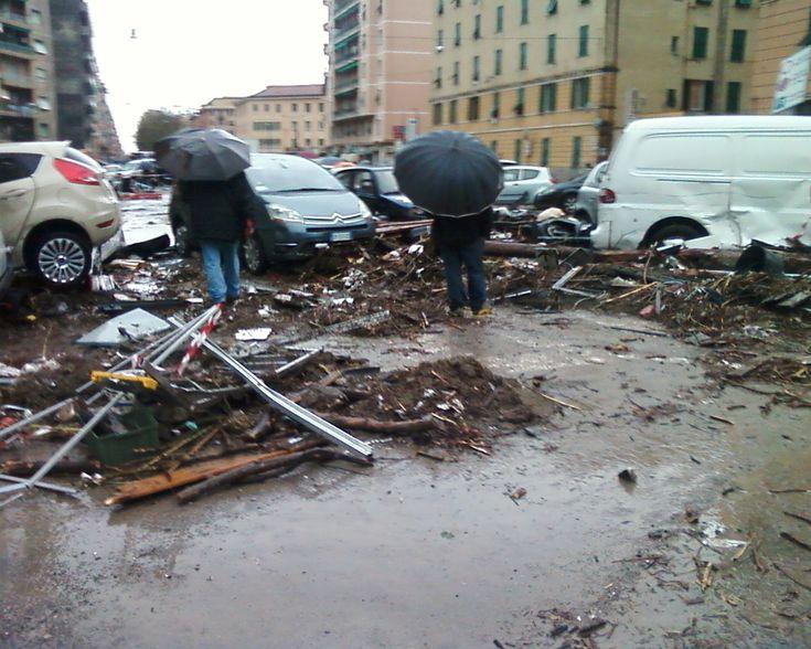 Alluvione Genova, 4 novembre 2011: foto un anno dopo il disastro