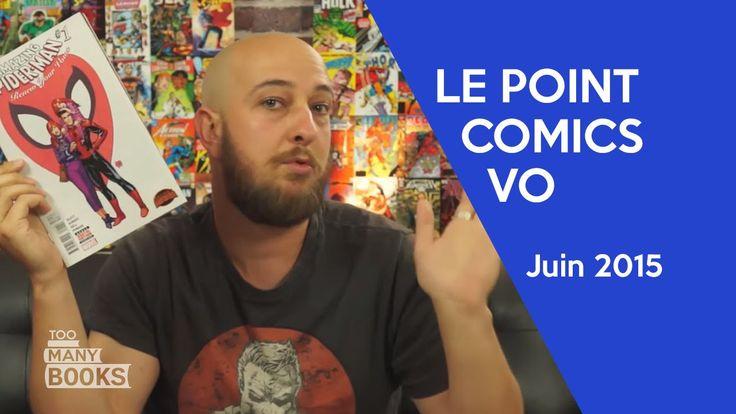 Le Point Comics VO - Juin 2015