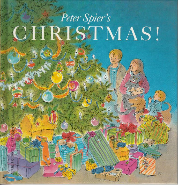 Peter Spier's Christmas (Mini Edition)