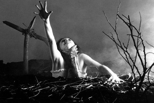 Watch the Bloody Opening of Backstreet/'N Sync Zombie Western 'Dead 7'   Rolling Stone