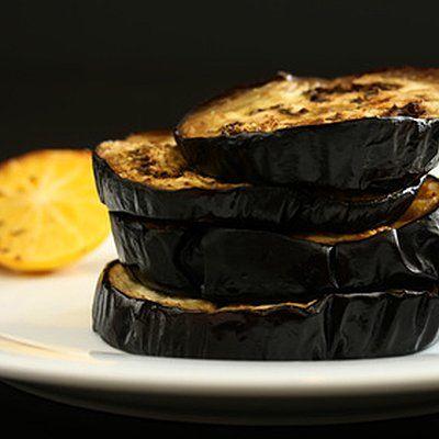 Aubergines Grillées au four #cuisine #recette