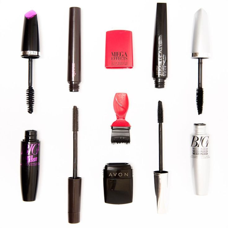 Find your flutter and lash out today with Avon mascara!