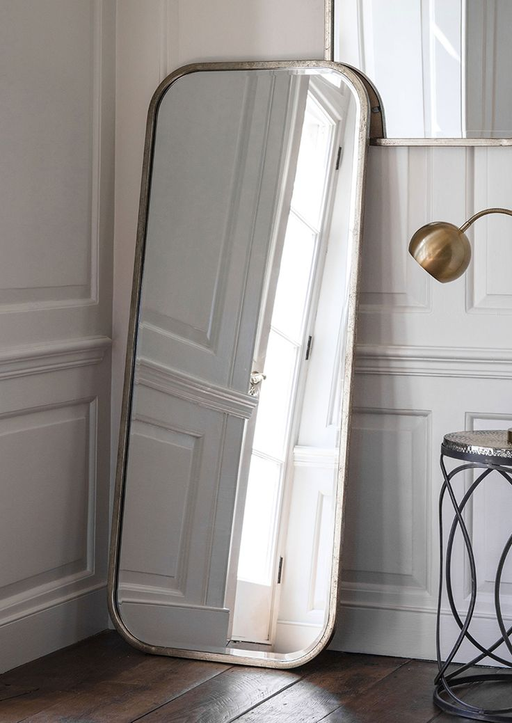 Relaxed and stylish, the Moors Floor Standing Mirror has a sophisticated feel and draws the eye up to heighten any room