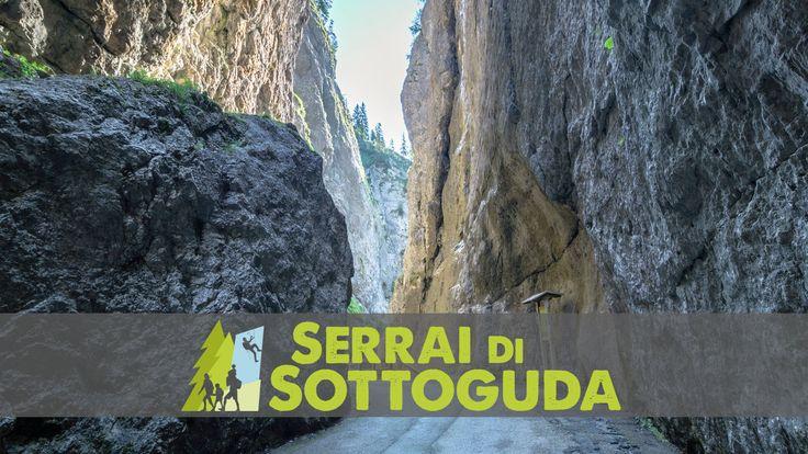 Dolomiti, Serrai di Sottoguda in Estate