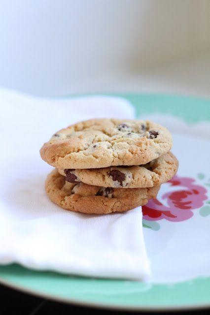 make it perfect: Thermomix best choc chip cookies