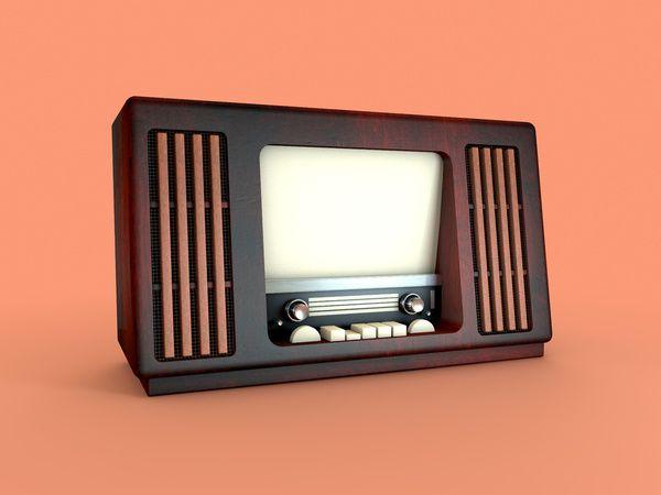 6 Old School Radio Pictures - http://slodive.com/inspiration/6-old-school-radio-pictures/ #Radio, #Vintage