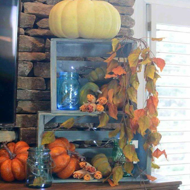 19 Fast and Fresh Ways to Spruce Up Your Fall Home