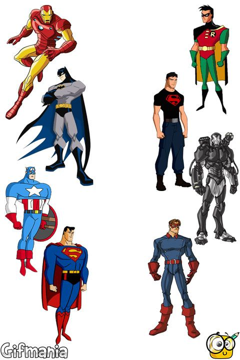 Marvel Super Heroes 60 Superhéroes: Connect Superheroes #superheroes #marvel #dc