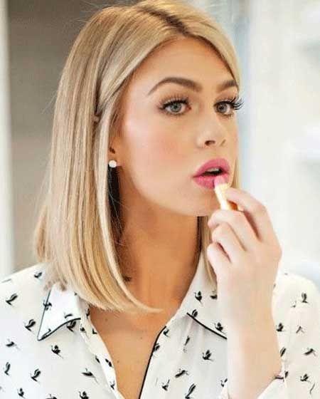 15+ Kısa Sarı Saç Modelleri | Saç Modelleri 2014 - 2015