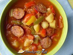 Smakowy Raj - blog kulinarny: Kociołek do syta