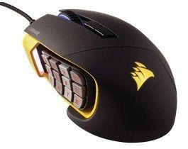 Corsair Scimitar RGB MOBA/MMO Gaming Mouse