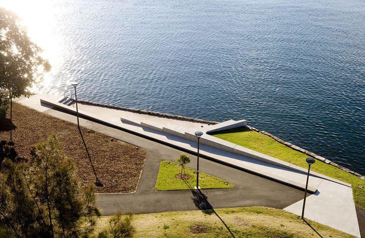 Glebe Foreshore Walk by JMD Design 04 « Landscape Architecture Works | Landezine