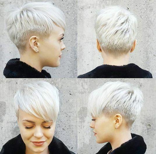 28 besten Haare Bilder auf Pinterest | Frisuren, Frisuren trend und ...