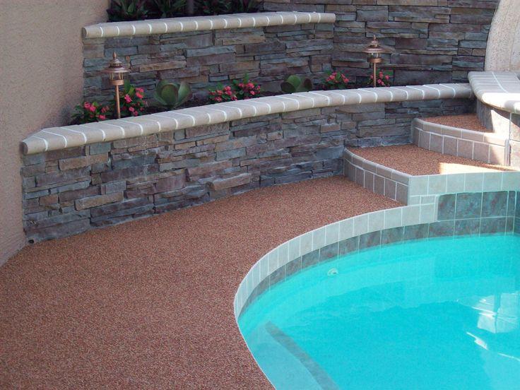 18 best wet area floor tiles images on pinterest decking for Pool area flooring