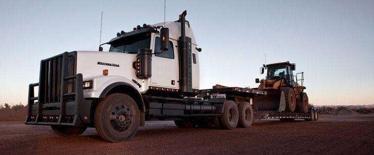 Western Star Trucks 4900 Heavy Haul