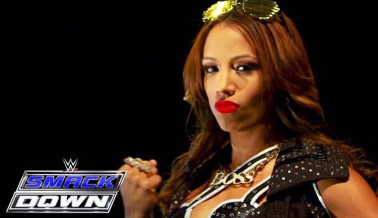 WWE News: Former NXT Women's Champion Sasha Banks Now...: WWE News: Former NXT Women's Champion Sasha Banks Now… #BeckyLynch #SashaBanks