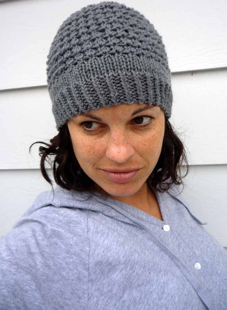523 Best Knit Hat Patterns Images On Pinterest Crocheted Hats