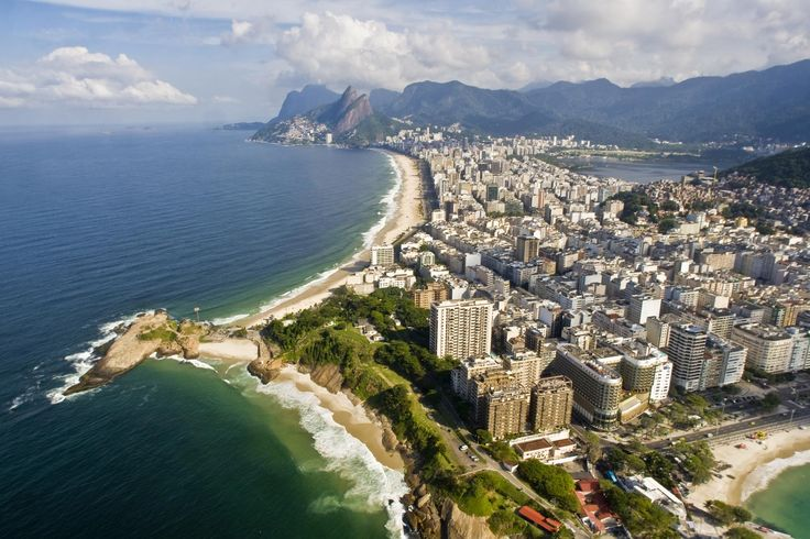 With the spotlight on the Rio Olympics we thought we'd show you the best surf breaks in the area.