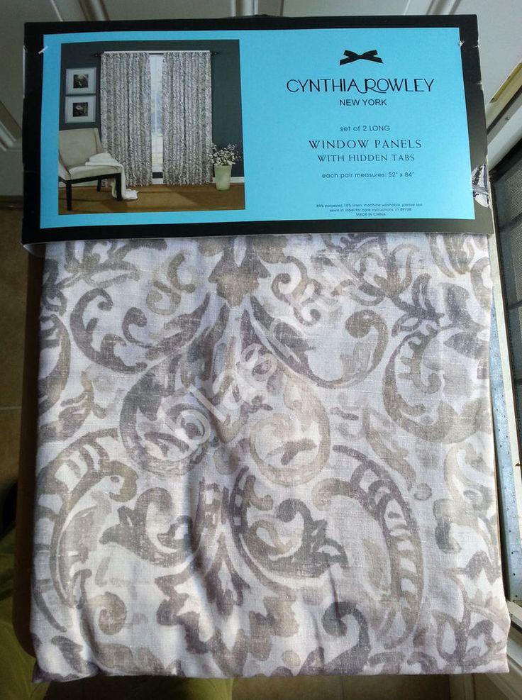 Marvelous Pinterest  Cynthia Rowley Curtains