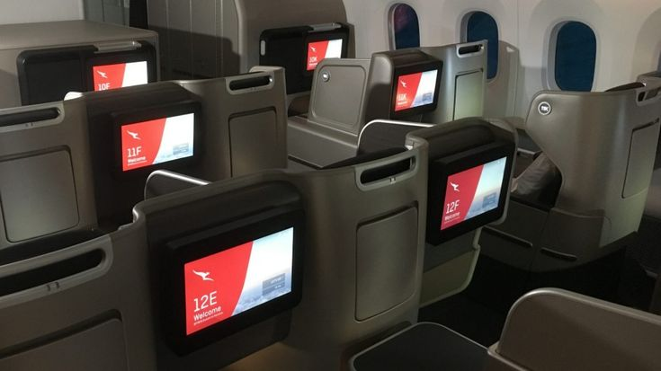 Qantas reveals the most-watched movie on board flights