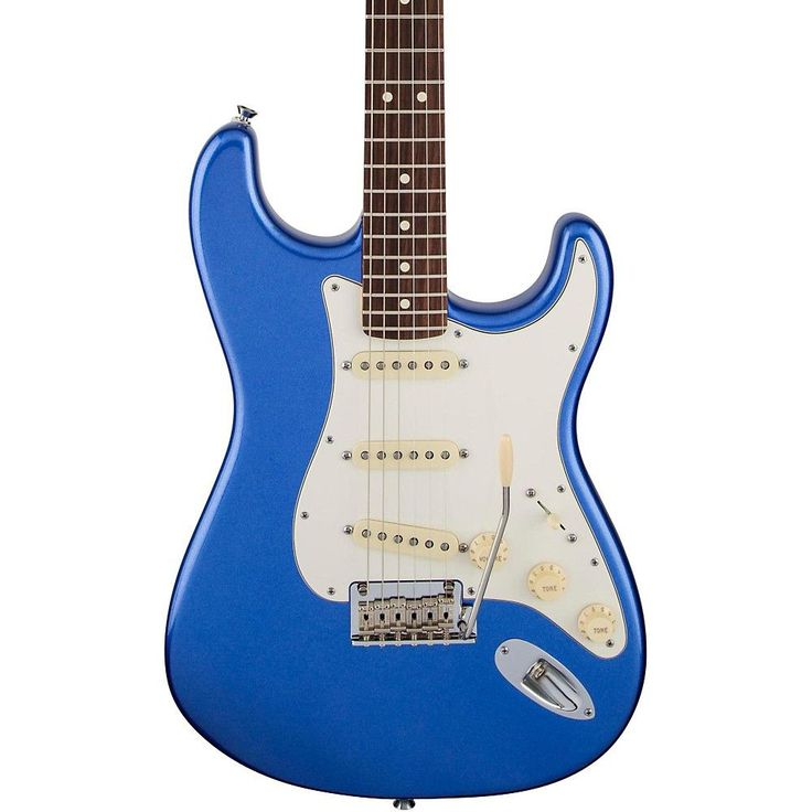 Fender American Standard Stratocaster Electric Guitar Ocean Blue Metal
