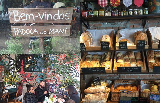 Padoca do Mani - 12 cafeterias deliciosas em São Paulo