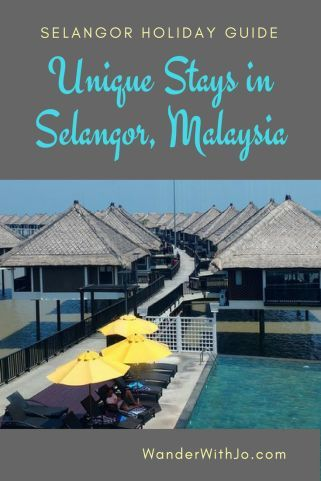 Best resorts in Selangor, Malaysia for luxury or boutique sleeps. This city is an hours drive from Kuala Lumpur and makes for the perfect Malaysian holiday.  Selangor travel l Resorts in Selangor l Kuala Lumpur weekend getaway