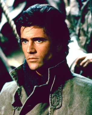"Mel Gibson - At his best in ""The Bounty"""