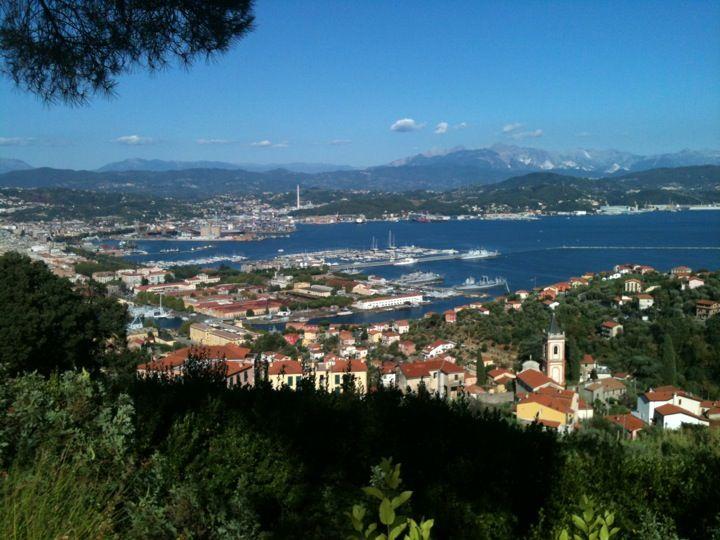 La Spezia ve městě La Spezia, Liguria