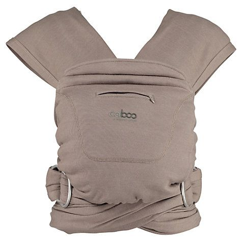 Buy Close Parent Caboo Organic Baby Carrier Online At