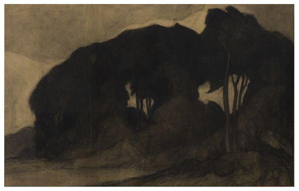 Lismonde  Romantisch landschap (1932)