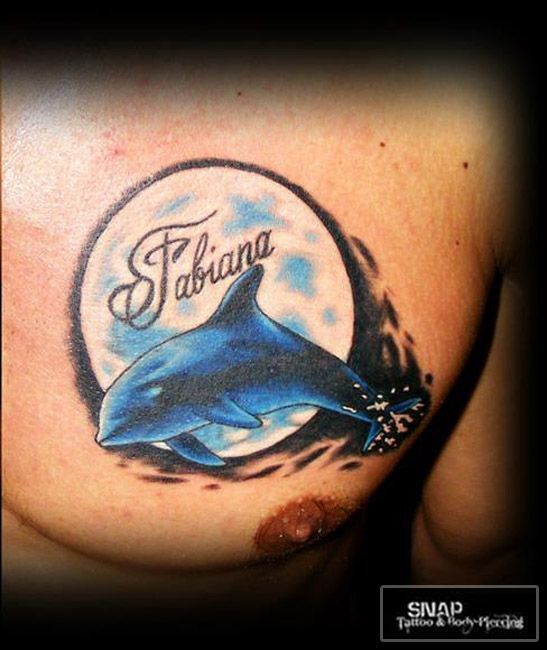 47 best amazing dolphin tattoos images on pinterest for Ink craft tattoo