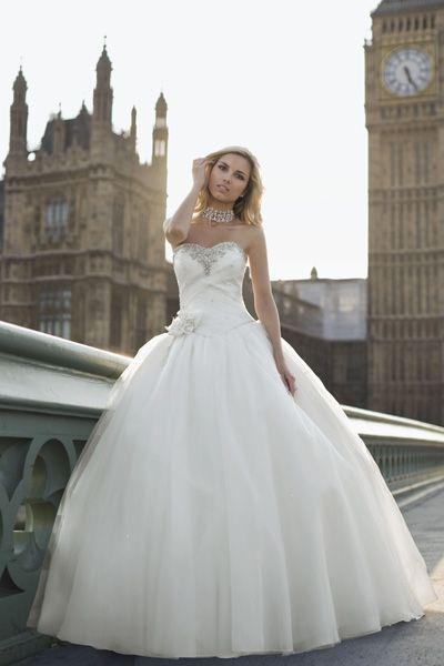 Ronald joyce connie wedding dress