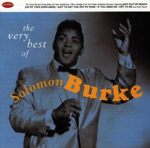 The Very Best Of Solomon Burke - Burke Solomon