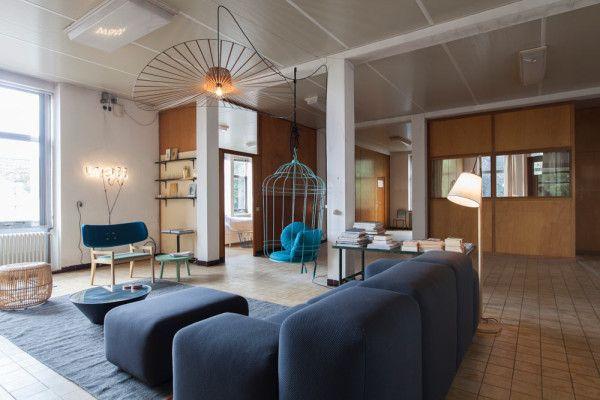 loft apartment in Ghent, Belgium