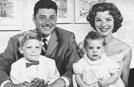 GUY WILLIAMS and family