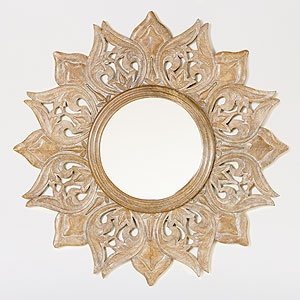 i need more wall space in my home so I can hang thisSunburst Mirror, Master Bath