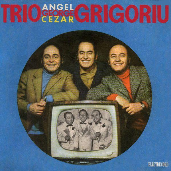 Trio Caban & Trio Grigoriu- Macarale  https://www.youtube.com/watch?v=OSGCDiSeYus  Trio Grigoriu - În amurg  https://www.youtube.com/watch?v=bW81Aho0AkE
