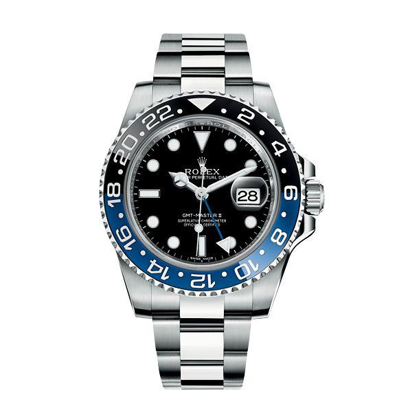 New Rolex GMT-Master II Watch: Baselworld 2013